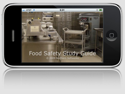 iPhone Food Safety View